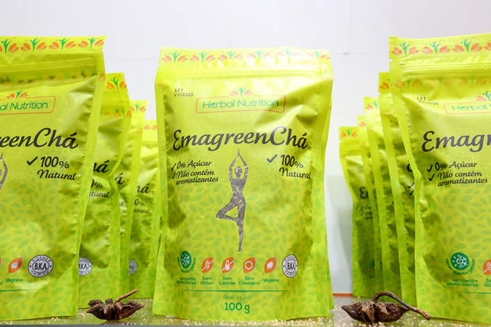 Herbal Nutrition lança EmagreenChá